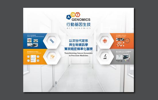 行動基因背板設計